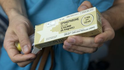 Epinephrine dosing for pediatric patients
