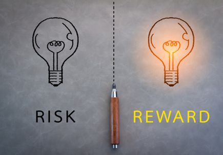 Risk vs. reward