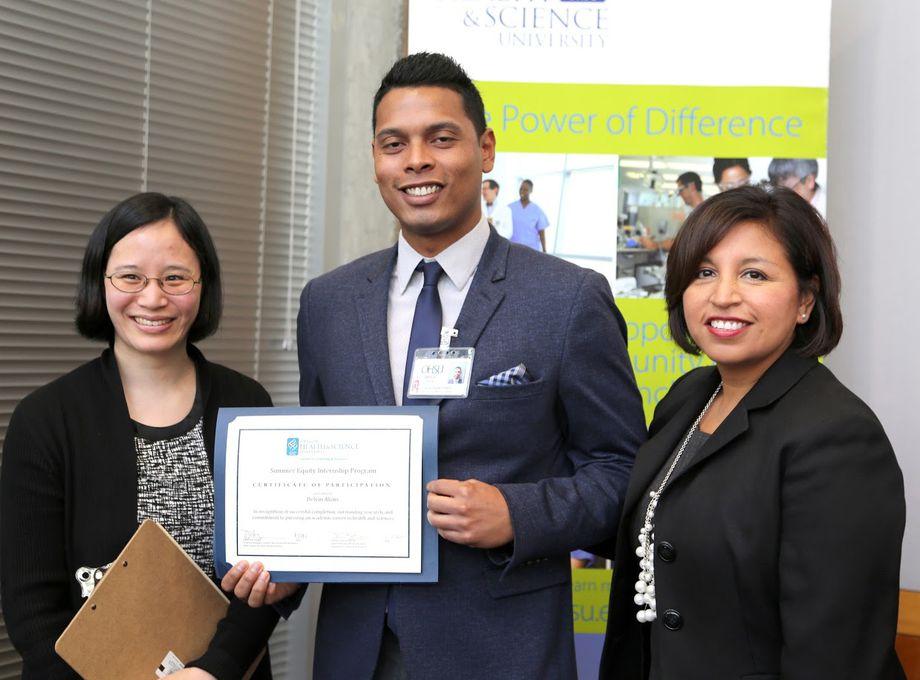 OHSU Equity Internship Program