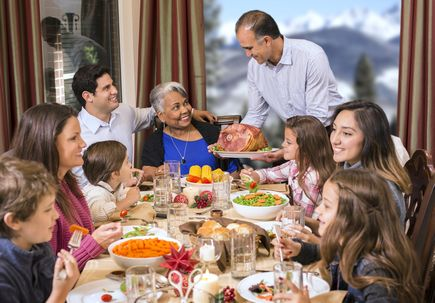 Cardiovascular experts encourage families to 'talk turkey' this Thanksgiving
