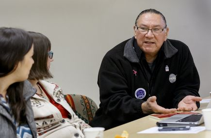 Indigenous Faculty Forum