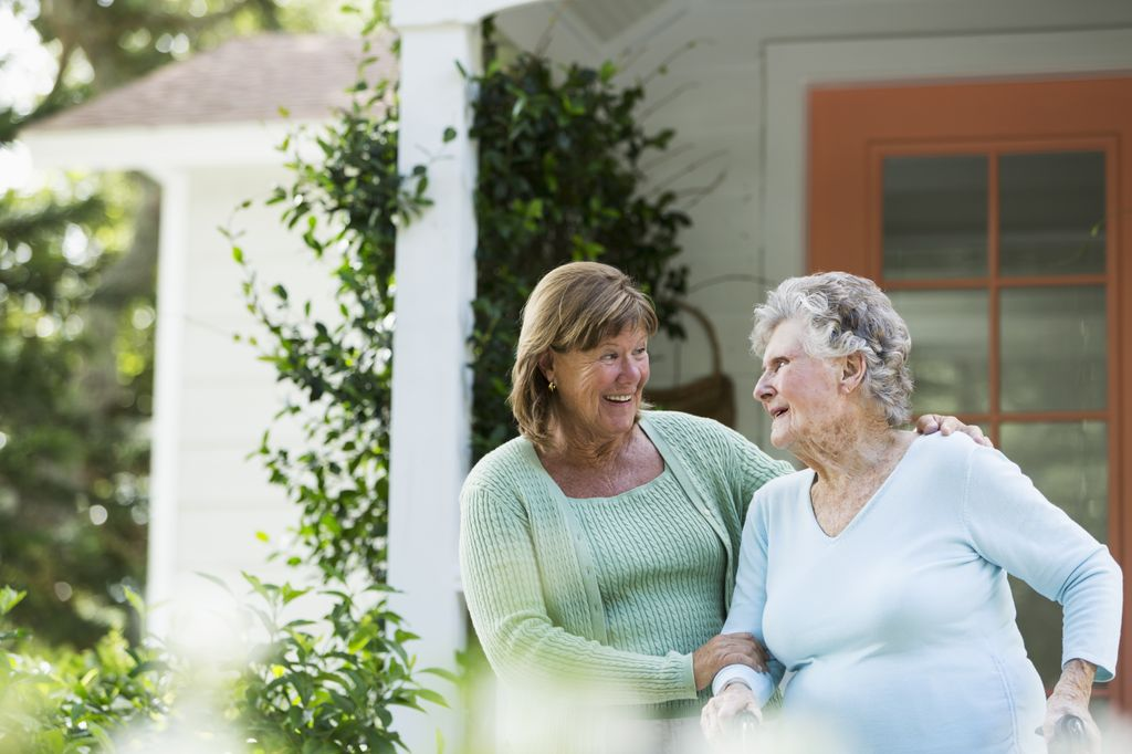 Mother-daughter relationship key to improving end-of-life