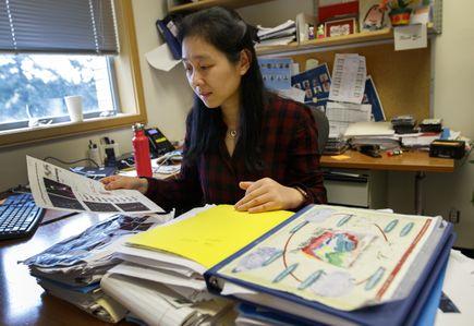 Research Week: Tianyi Mao, Ph.D.