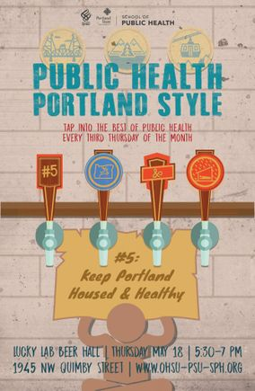 Public Health Portland Style-Keep Portland Housed & Healthy