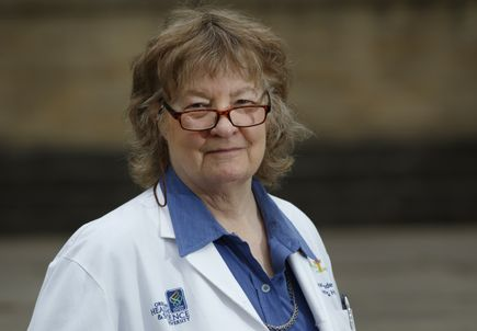 Sharon Anderson, M.D., appointed dean of the OHSU School of Medicine
