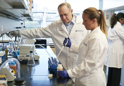 OHSU Knight Cancer Institute selected to join prestigious national consortium, receive $9.2 million