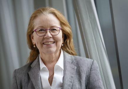 Elena Andresen, Ph.D., appointed OHSU provost, executive vice president
