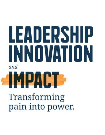 Pain into Power logo