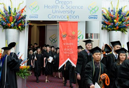 2017 OHSU Convocation