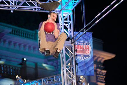 American Ninja Warrior competitor