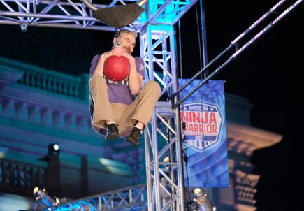 "Local pancreatic cancer survivor continues fight on hit television show ""American Ninja Warrior"""