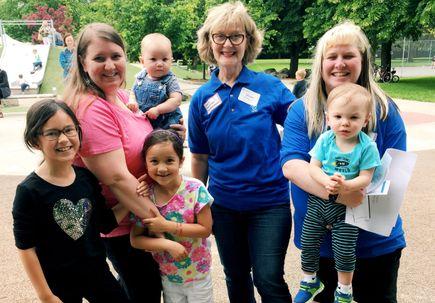 2017 OHSU Doernbecher NICU Family Reunion