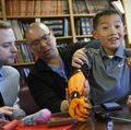 3D printed assistive device
