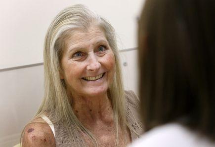 Liver donation recipient