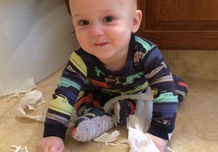 Hydrocephalus: Baby Jake