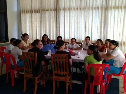 Myanmar collaboration