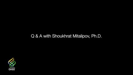 Download interview footage of Shoukhrat Mitalipov, Ph.D.