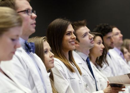 OHSU Class of 2021 White Coat Ceremony