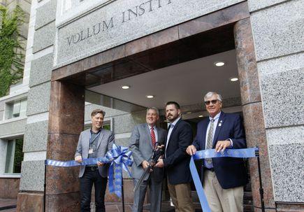 Vollum Institute re-opening