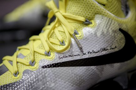 Doernbecher Freestyle University of Oregon