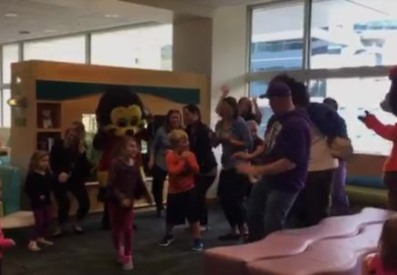 VIDEO: Mascots for a Cure