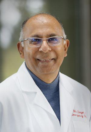 Mohamud Daya, M.D.