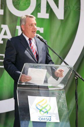 Joe Robertson, M.D., M.B.A.