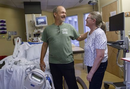 Time is critical for treating stroke victims