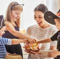 The trick to setting limits on Halloween treats? Good communication