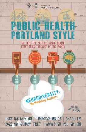 Public Health Portland Style: Rethinking Autism