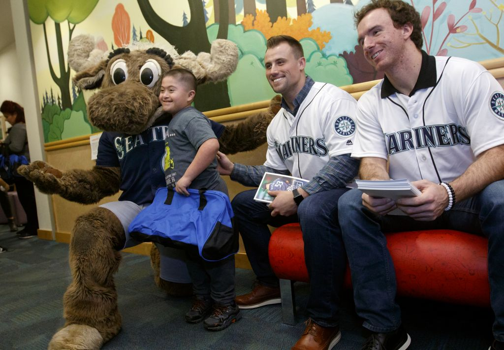 Seattle Mariners Caravan Tour