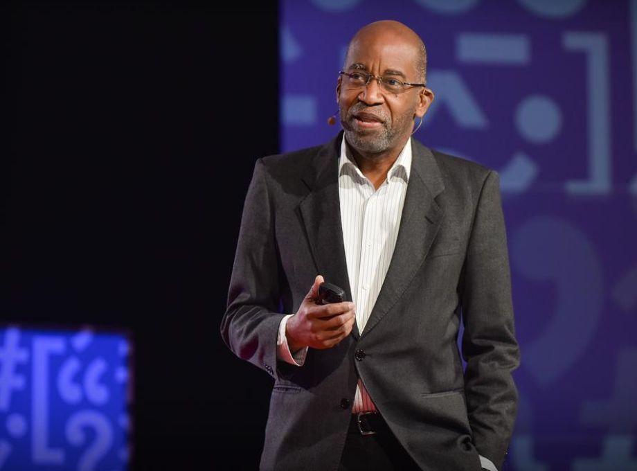Dr. David R. Williams at TEDMED