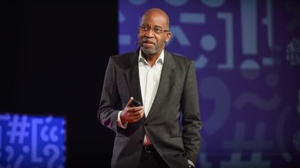 Dr. David R. Williams at TEDMED