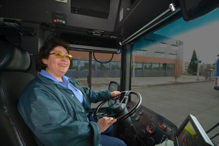 Bus driver health