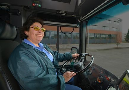 Preventing stress, weight-related conditions among bus drivers