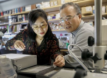 For Yuna: OHSU scientist reveals origins of daughter's rare condition