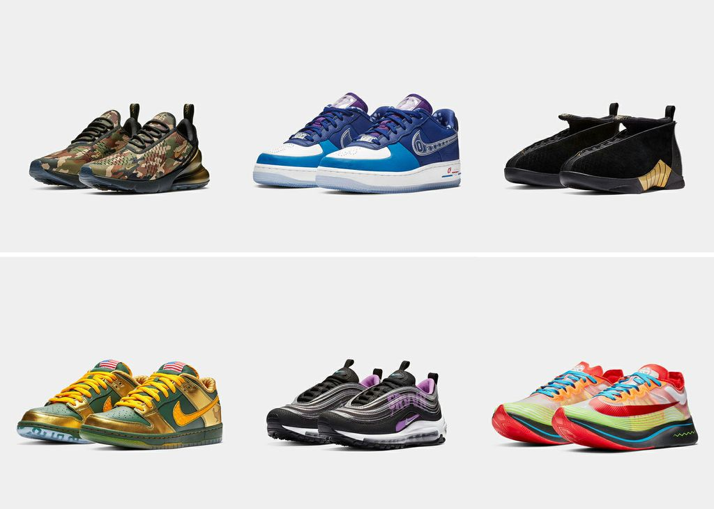 50de187d9970 2018 Doernbecher Freestyle collection. (Nike)