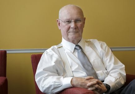 'It's magic': OHSU surgeon John Barry performs 2,500th kidney transplant