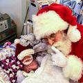 Bringing holiday cheer to the hospital