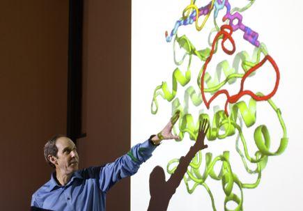 Creative Science School tours OHSU