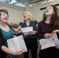 OHSU M.D. class of 2018 celebrates 100 percent match amid tears, hugs
