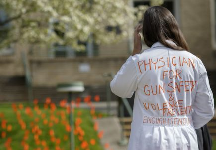 OHSU Students Against Gun Violence