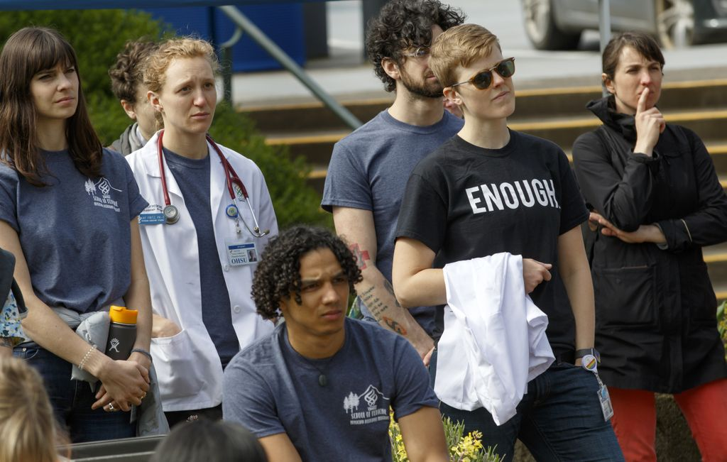 OHSU Students Against Gun Violence