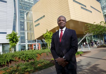 Dr. Danny Jacobs selected to become OHSU's fifth president
