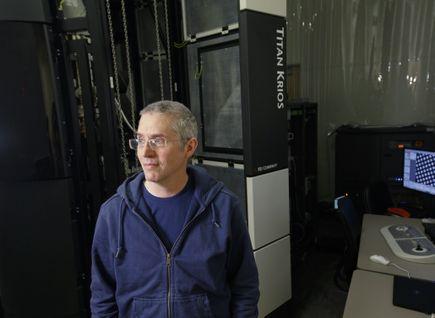 Eric Gouaux, Ph.D.