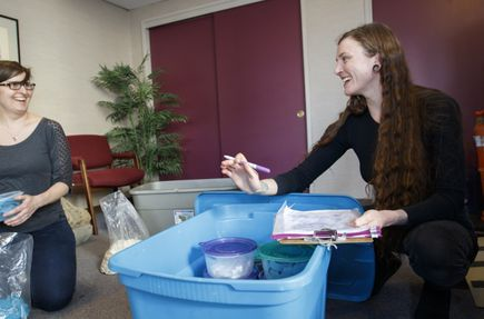Nurse dedicated to community outreach