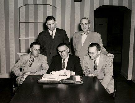 Elks - Historical photo 1950s