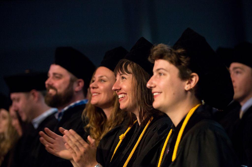 2018 OHSU Convocation