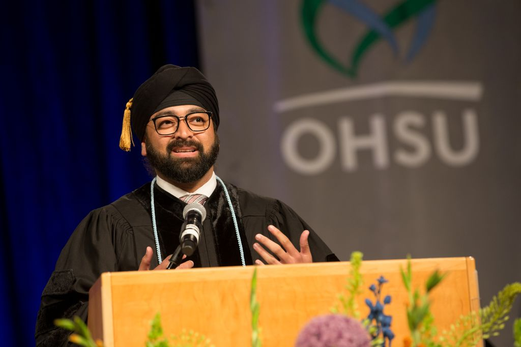 2018 OHSU Convocation