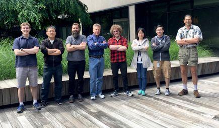 UW research team